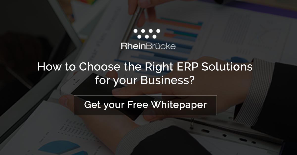 ERP Software Comparisons