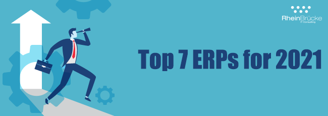 Top 7 ERP Systems 2021